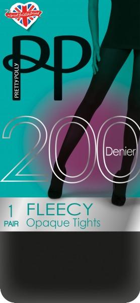 Pretty Polly 200 Denier Fleecy Opaque Tights