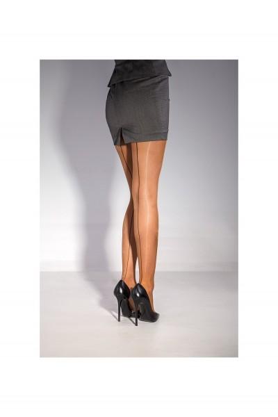 Cecilia de Rafael Sevilla Chic - Gloss zadního švu punčochové kalhoty