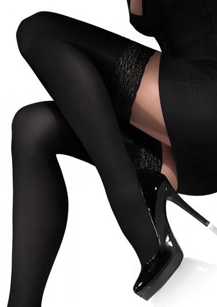 Marilyn - Klasické neprůhledné hold up Chanel 100 denier