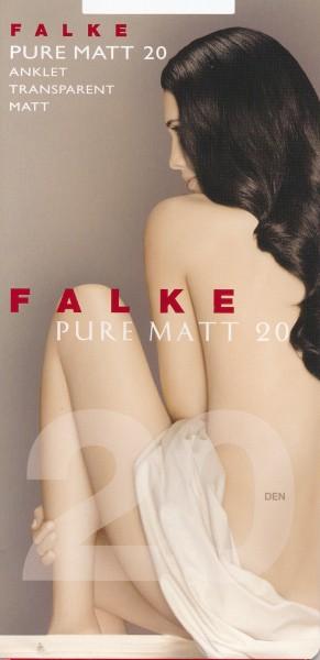Falke Čistý Shine 40 - Semi-neprůhledné lesklé punčocháče