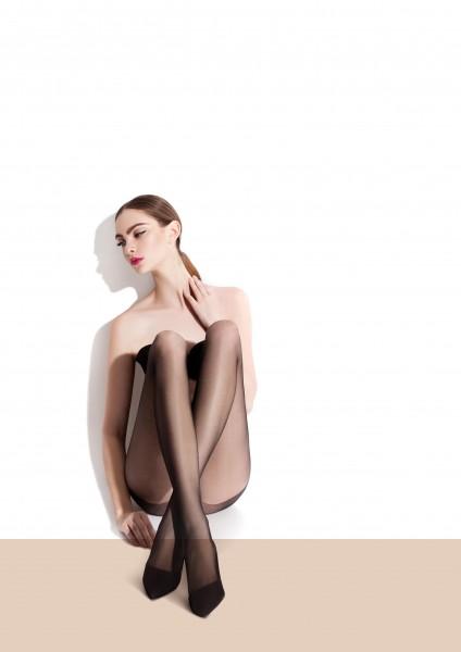 Fiore Sava - 15 denier klasické čiré punčochové kalhoty