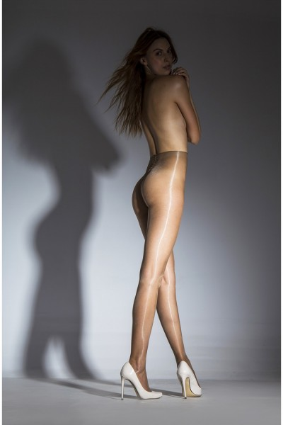 Cecilia de Rafael Eterno 15 - Lesk žádné pásový punčochové kalhoty
