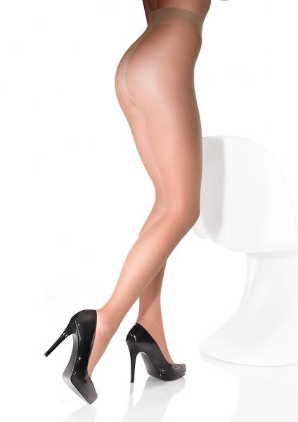 Marilyn - klasické čiré punčochové kalhoty Nudo 15 den