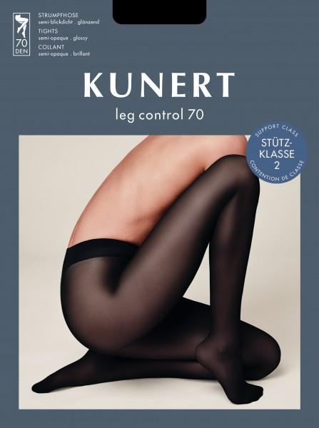 Kunert Leg Control 70 - Gloss, semi-neprůhledné podpůrné punčochové kalhoty