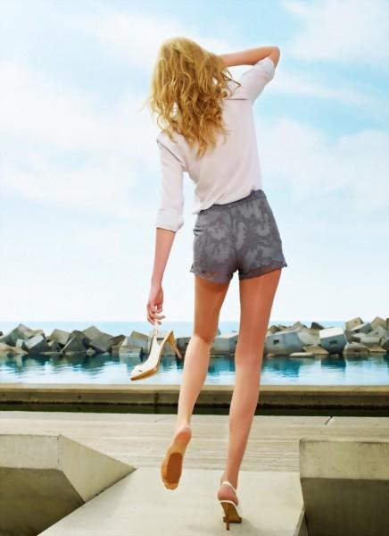 Cecilia de Rafael - Ultra sheer summer tights with non-slip sole Sevilla, 15 DEN
