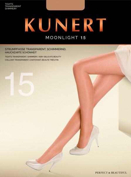 Kunert - Elegantní třpytivých punčochové kalhoty Moonlight 15