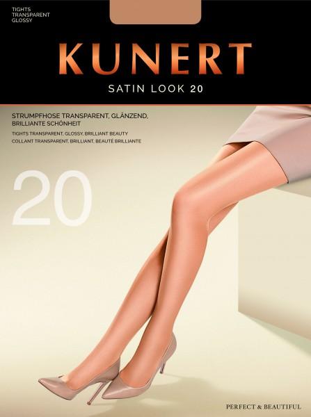 Kunert Satin Look 20 - Elegantní lesklé punčocháče