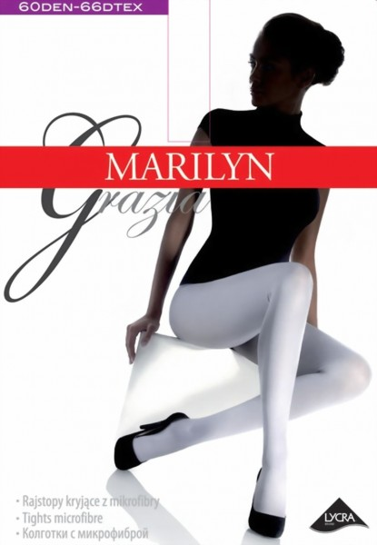 Marilyn - Opaque matt tights Grazia 60 den